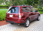 subaru forester 2.5x limited-323562