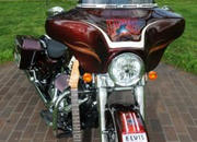 vegas elvis harley-davidson street glide limited edition up fo sale 2