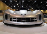 chevrolet brings the corvette stingray concept to the 2009 south florida international auto show-329675