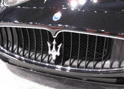 maserati at the 2009 south florida international auto show-329583
