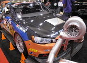 ams time attack evo x at the 2009 sema show-332897
