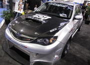silver bullet time attack sti at the 2009 sema show-333131