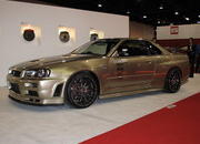 nissan skyline gt-rs at the 2009 sema show-334281