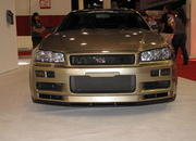nissan skyline gt-rs at the 2009 sema show-334287