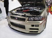 nissan skyline gt-rs at the 2009 sema show-334276