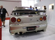 nissan skyline gt-rs at the 2009 sema show-334267