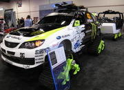 subaru at the 2009 sema show-334958