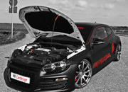 volkswagen scirocco black rocco by mr car design-331309