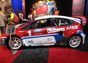x-games rally fiesta at the 2009 sema show-333645