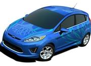 american idol finalists personalize their own ford fiesta-353655