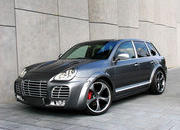 techart magnum based on 948 cayenne-354330