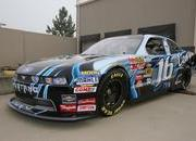 ford mustang nascar nationwide series race car-367465