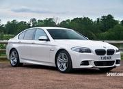 bmw 5-series sedan m-sport package-367605