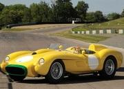 rare 1958 ferrari 250 testa rossa for auction in monterey-365320