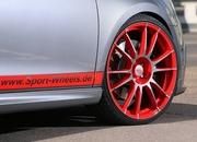 volkswagen golf vi r by sport-wheels-367411