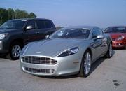 four-door european saloons aston martin rapide vs. porsche panamera-368077