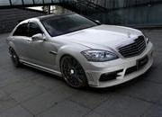 mercedes s-class black bison edition by wald-369391