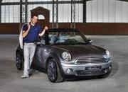 mini countryman life ball editions introduced in vienna 2