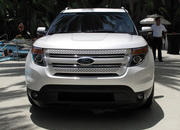 the 2011 ford explorer 8217 s reveal begins-370138