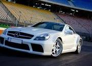 mercedes sl65 amg black series 1000 hp by mkb-372532