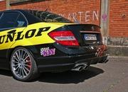 mercedes c63 amg dunlop-performance by wimmer rs-374002