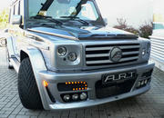mercedes g streetline edition sterling by art-377807