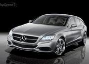mercedes-benz cls shooting brake-380899
