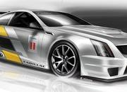 cadillac cts-v coupe race car-386384
