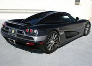 barely used and upgraded koenigsegg ccx up for sale-387626