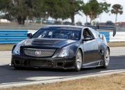 cadillac cts-v coupe race car-389871