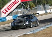 cadillac cts-v coupe race car-389880
