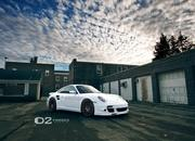 porsche 997 turbo by d2forged-389223