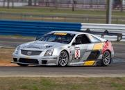 cadillac cts-v coupe race car-393640