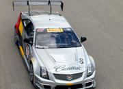cadillac cts-v coupe race car-393637