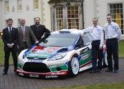 ford abu dhabi fiesta rs wrc rally car-391513