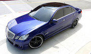 mercedes e550 transformers 3 exclusive by cec wheels-393980
