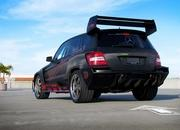 mercedes glk350 hybrid pikes peak rally car by renntech-393794