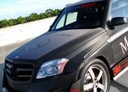 mercedes glk350 hybrid pikes peak rally car by renntech-393784