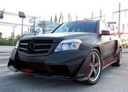 mercedes glk350 hybrid pikes peak rally car by renntech-393788