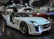 mercedes sls amg gullstream by fab design-393735