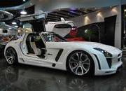 mercedes sls amg gullstream by fab design-393719
