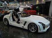 mercedes sls amg gullstream by fab design-393713