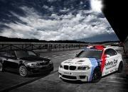 bmw 1-series m coupe safety car-396645