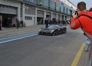 video ferrari p4 5 competizione meets the nurburgring-397408