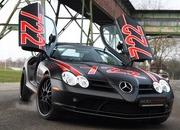 mercedes slr black arrow by edo competition-398440