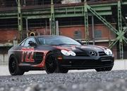 mercedes slr black arrow by edo competition-398452