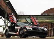 mercedes slr black arrow by edo competition-398456