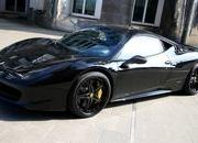 ferrari 458 italia black carbon edition by anderson germany 2