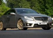 mercedes e-class coupe c207 by prior design-403456