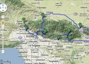 road trip ideas scenic weekend drive near los angeles 2